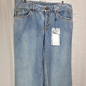 Alexander McQueen Jeans New/Tags Size 44 Euro